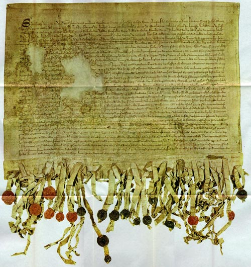 The Declaration of Arbroath, April 6, 1320